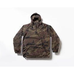 Title Camo Windbreaker Jacket