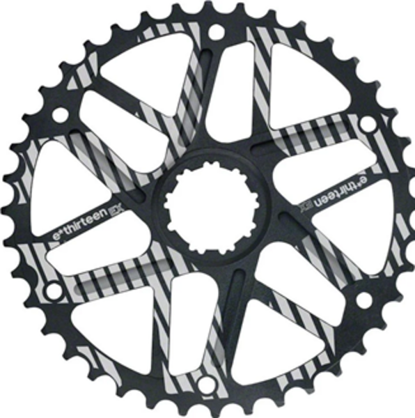 e*thirteen by The Hive E*Thirteen Extended Range Cog Shimano Compatible (Black) (42T)