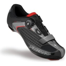 Specialized COMP RD SHOE BLK/RED WIDE