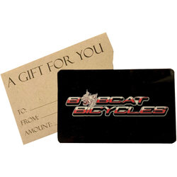 Bobcat Bicycles Gift Card