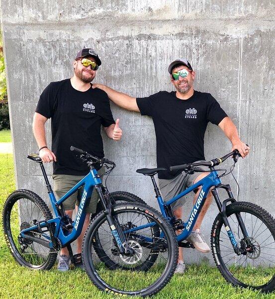 Cooper River Cycles OG Shop T-Shirt