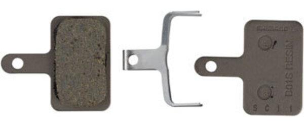 Shimano B01S Resin Disc Brake Pad and Spring