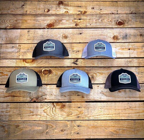 Cooper River Cycles Shop Hat - 112