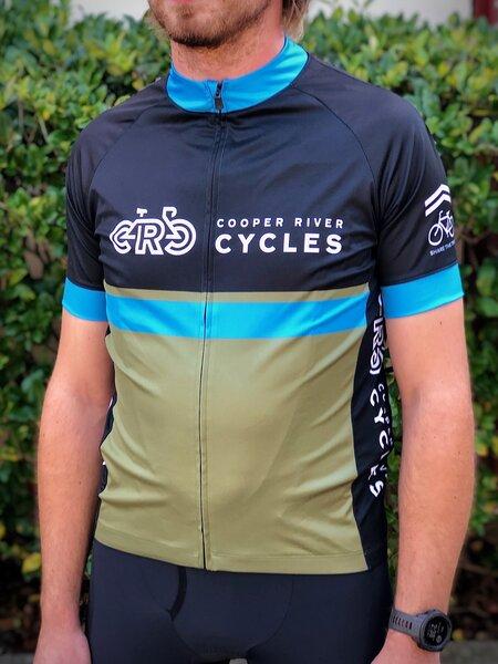 Cooper River Cycles Giro Chrono Shop Jersey