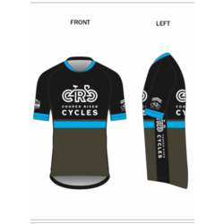 Cooper River Cycles Giro Roust Shop Jersey