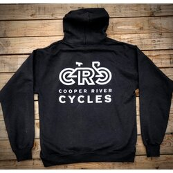 Cooper River Cycles Shop Pullover Hoodie