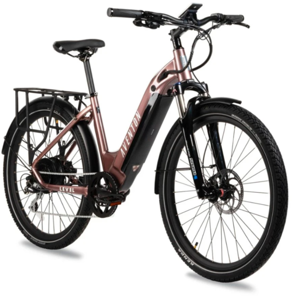 Aventon Level Step-Through Commuter E-Bike