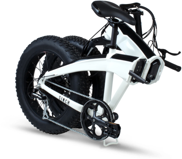 Aventon Sinch Foldable Fat Tire E-Bike