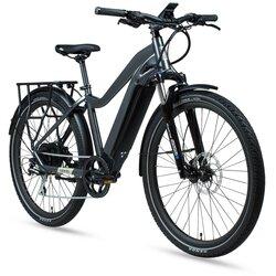 Aventon Level Commuter E-Bike - Earth Grey