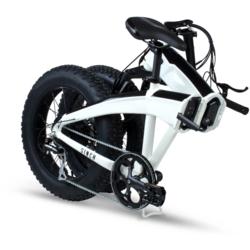 Aventon Sinch Foldable Fat Tire E-Bike