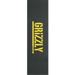 Grizzly Lemon Stamp Skateboard Griptape 9