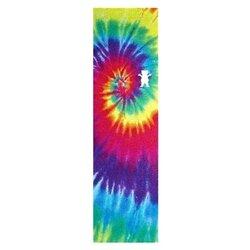 Grizzly Tie Dye Skateboard Griptape 9