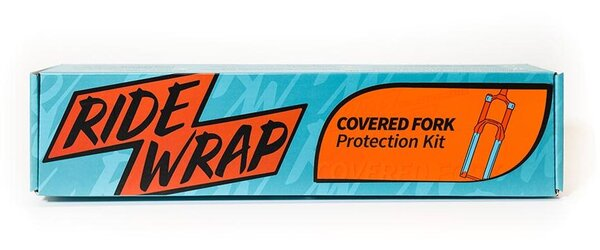 RideWrap Covered Fork Protection Kit