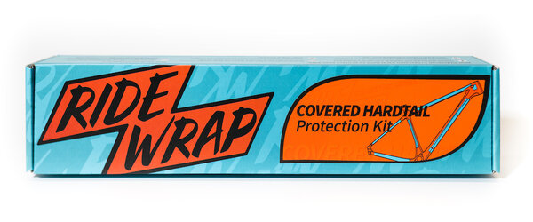 RideWrap Covered Hardtail Protection Kit - Gloss