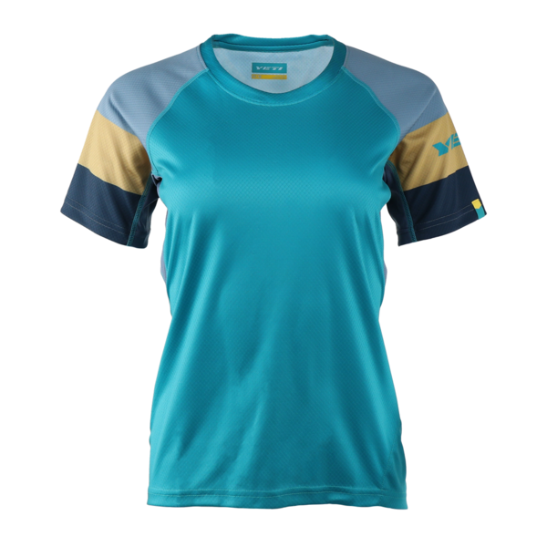 Yeti Cycles Women's Crest Short Sleeve Jersey