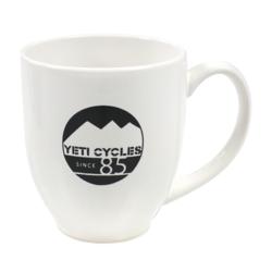 Yeti Cycles Bistro Mug White