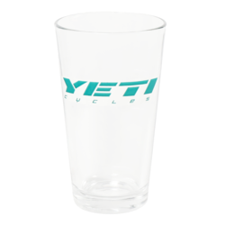 Yeti Cycles Yeti Pint Glass