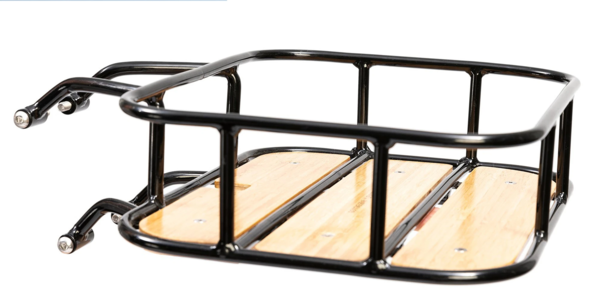 Bluejay Bikes Front Basket Rack