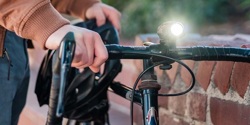 Bike Lights aren't just for low light!