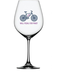 Will Bike for Wine Will Bike for Wine Glass
