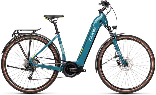 CUBE Bikes Touring Hybrid ONE 500 Easy Entry