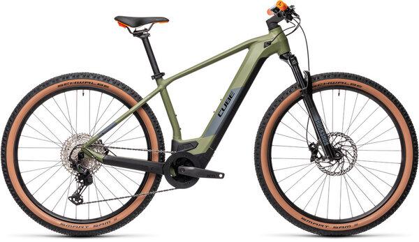 CUBE Bikes Reaction Hybrid Race 625