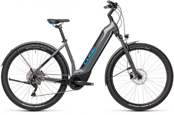 CUBE Bikes Nuride Hybrid Pro 500 Allroad