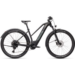 CUBE Bikes Reaction Hybrid Pro 625 Allroad Trazpeze