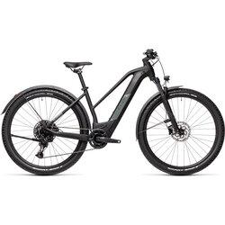 CUBE Bikes Reaction Hybrid Pro 625 Allroad Trazpeze