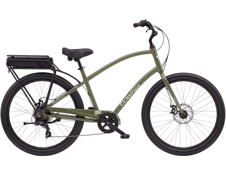 Electra Townie Go! 7D Step-Over eBike