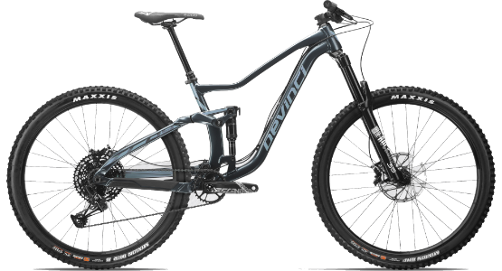 Demo Bike Program - Full Suspension Mountain Bike