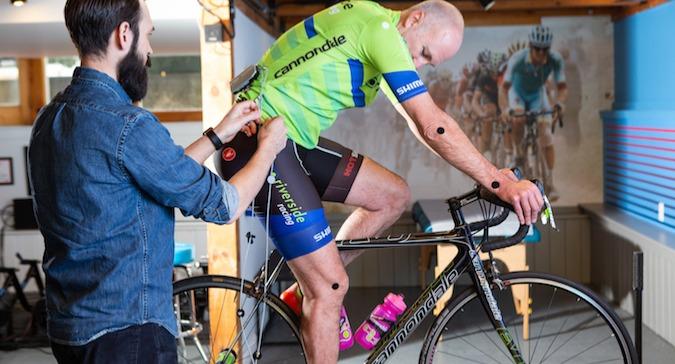 Retul fit bike fitting service