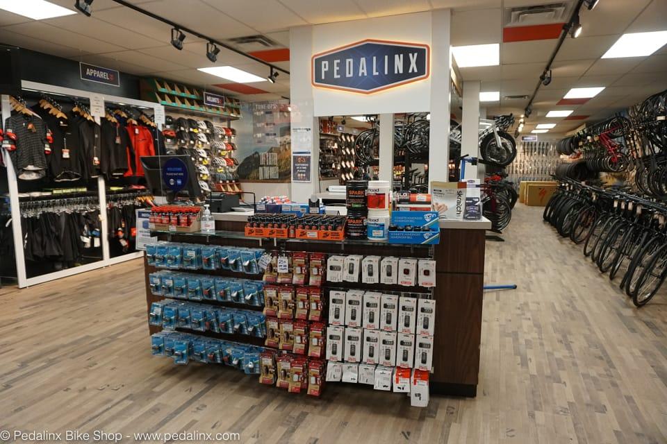 Pedalinx Bike Shop College location