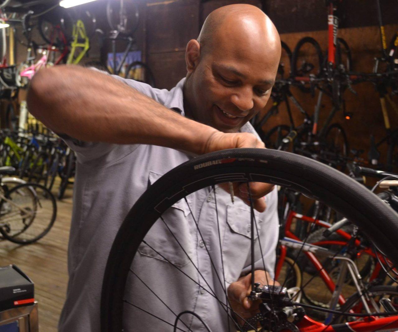 Bicycle repair & service