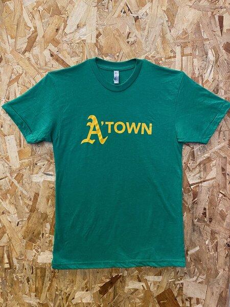 Alameda Bicycle A-Town T-shirt - Men's