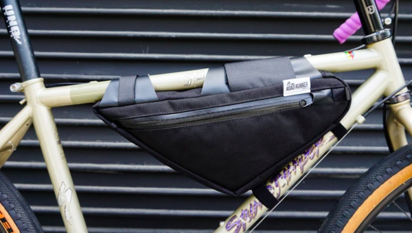 Road Runner Bags Wedge Half Frame Bag