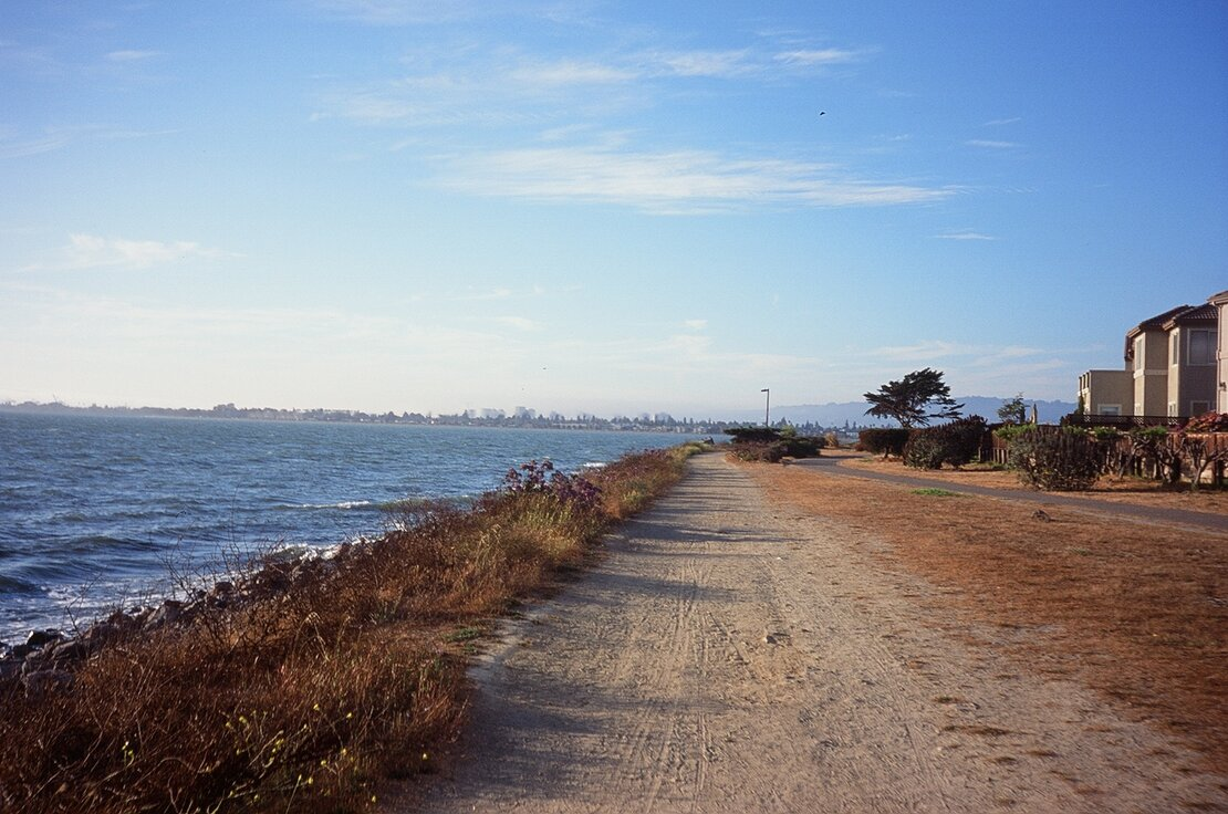 Shoreline trail, Alameda