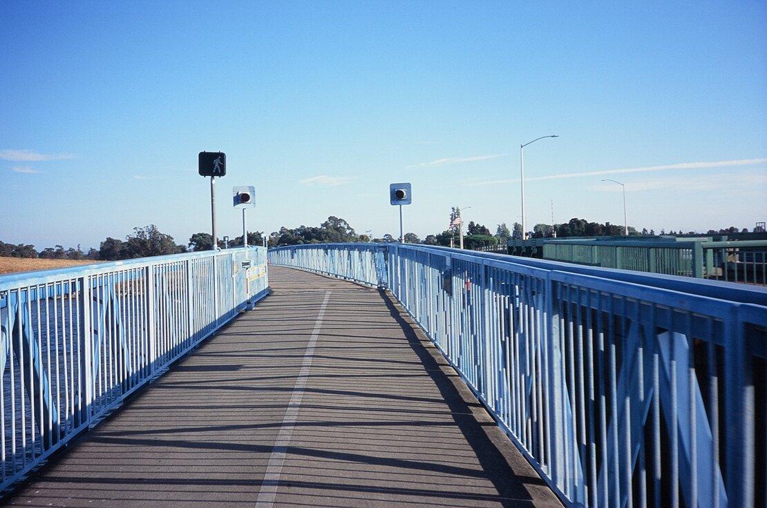 Bay Farm Island Bike Bridge