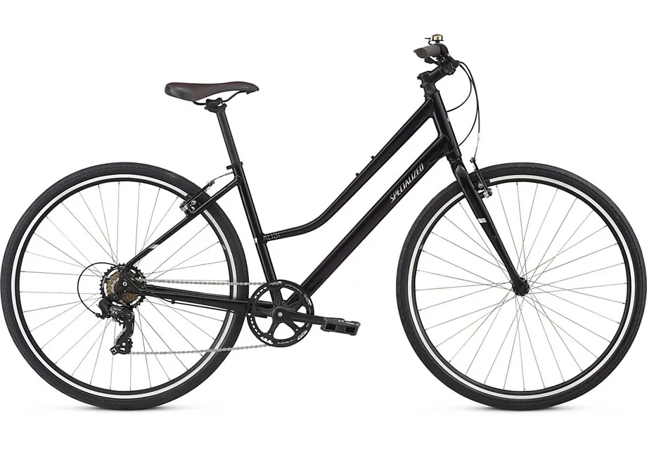 Women's rental bike