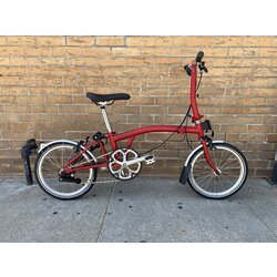 Brompton S2L - House Red
