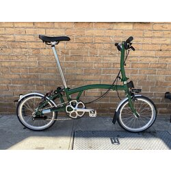 Brompton S6L - Racing Green