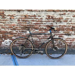 Surly Straggler Flat Bar - AB Custom build - 58cm