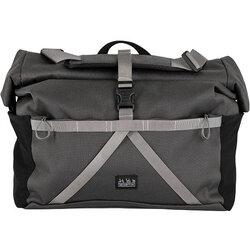 Brompton Borough Roll Top Large Bag - Gray
