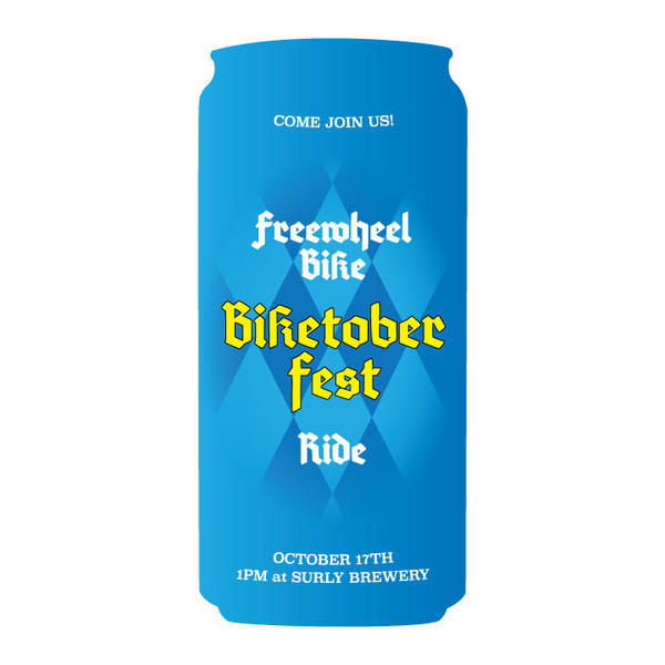 Freewheel Biketoberfest Ride