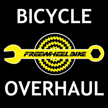 Bicycle Overhaul Class