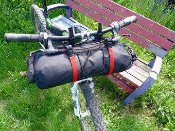 Revelate Design Sweet Roll Handlebar Bag
