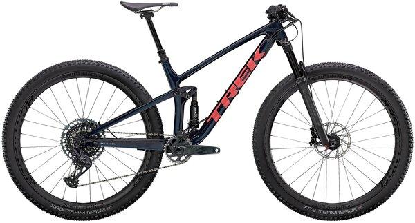 Trek Top Fuel 9.8 GX Photo Shoot Bike