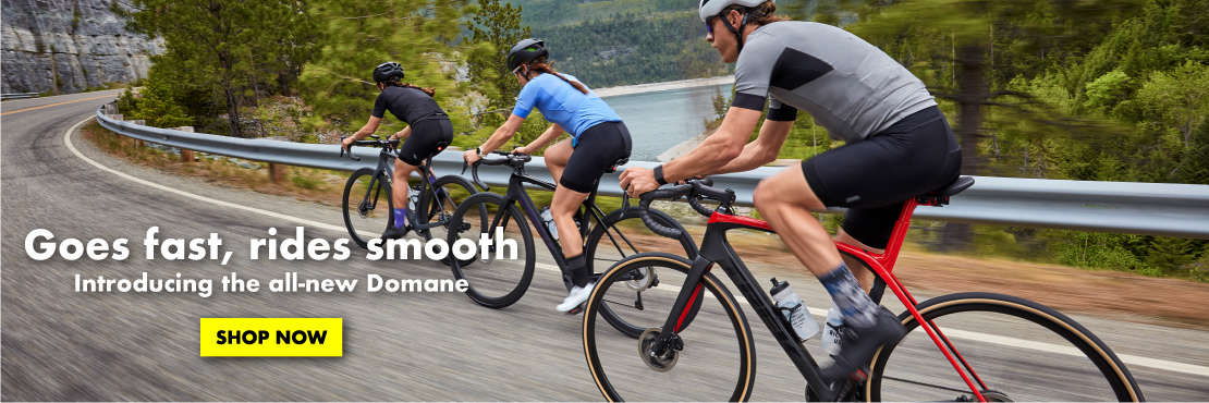 introducing the all-new Domane