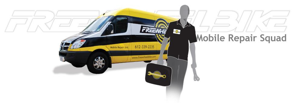 Freewheel Bike Mobile Repair Squad
