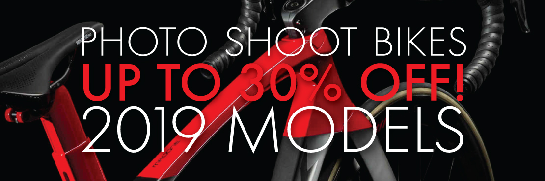 Photo shoot bikes with discounts as much as 30%!